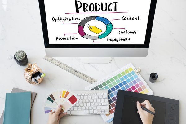 Promotion Product Strategy Marketing Concept